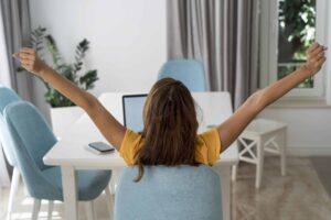 Posturas para evitar el dolor de espalda Sentado